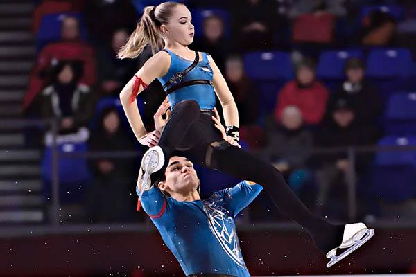 Российские юниоры завоевали четыре медали за второй день финала Гран-при