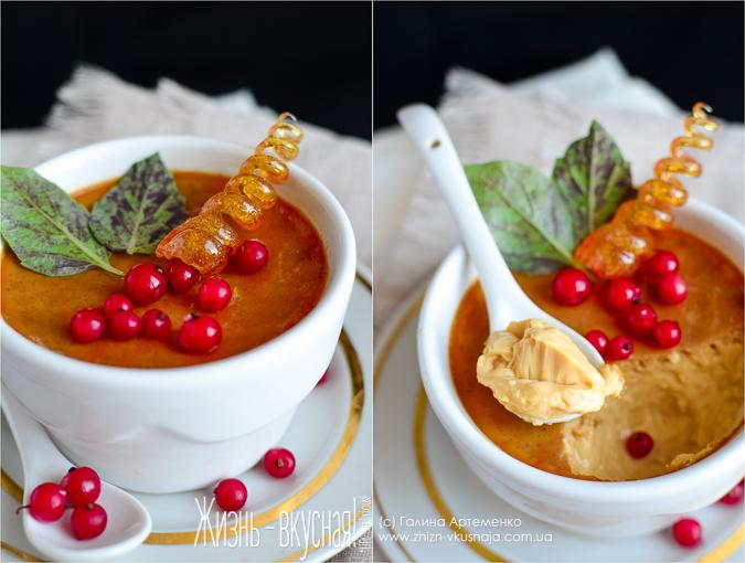 Pots de creme – карамельный горшочек