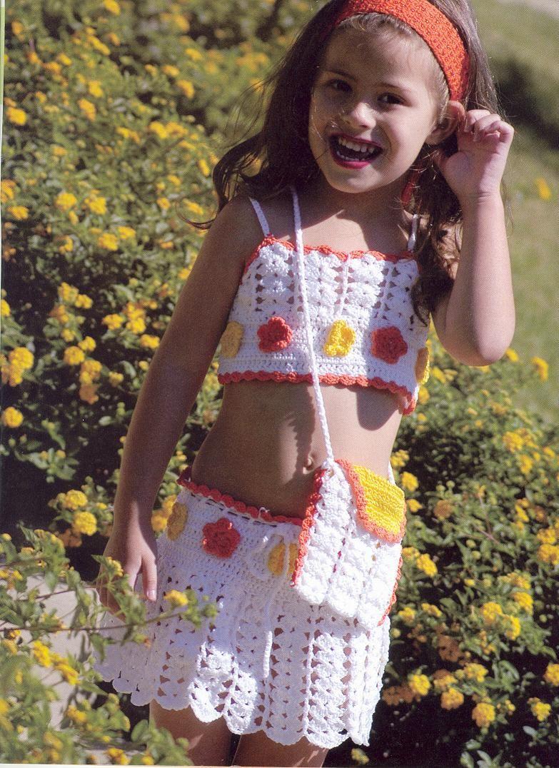 Вязание на 2 летнюю девочку 81