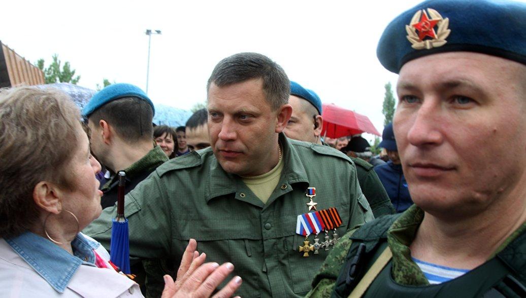 Малороссия взяла под покровительство бывшую Украину