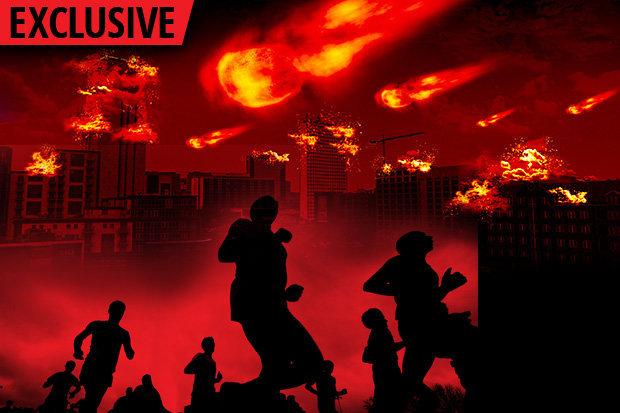 Британские СМИ назвали дату начала Третьей мировой войны
