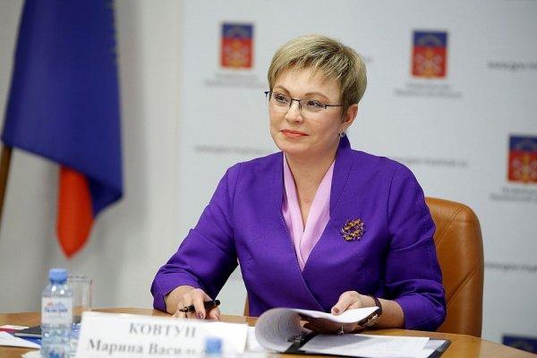 Губернатор Мурманской области Марина Ковтун поддержала словам директора рыбокомбината, обратившегося к Путину