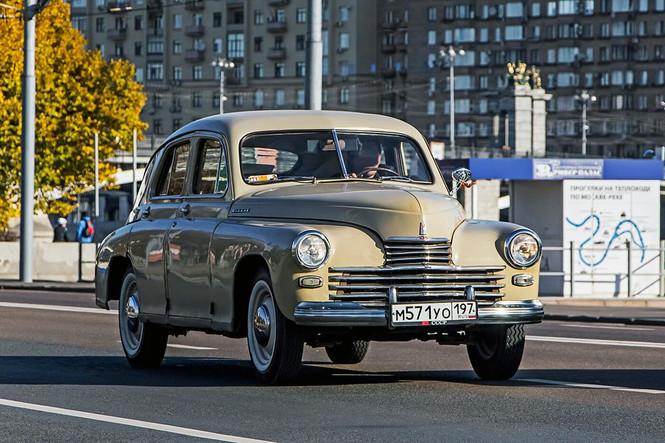 10 советских автомобилей, которым не стыдно было бы оказаться иномарками