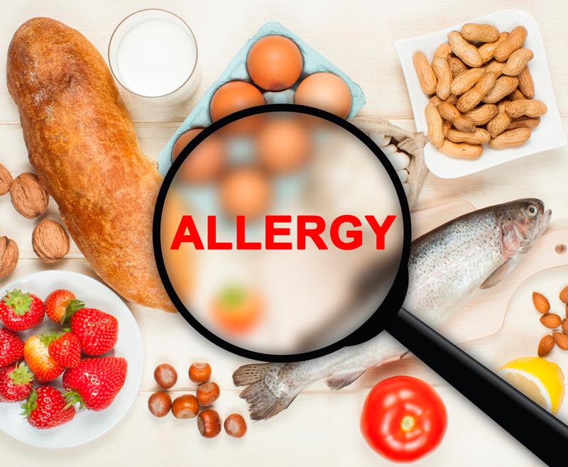Всё о пищевой аллергии