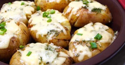 Картофель по-австралийски: совсем не банальный гарнир