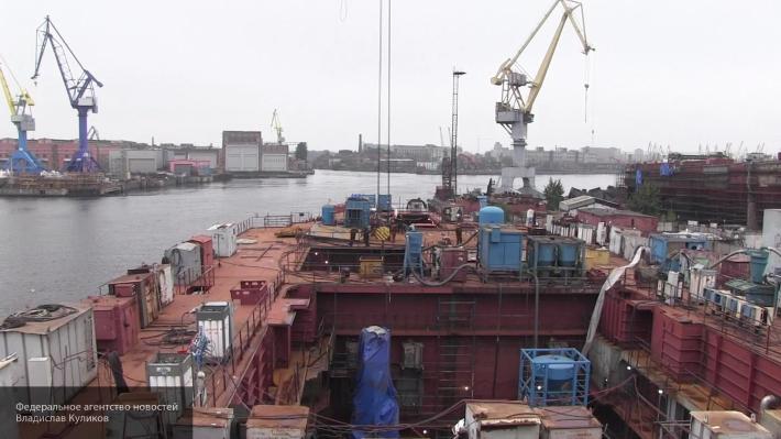 Судостроение РФ не стоит на месте: новейшие ST-116 массово идут на закладку