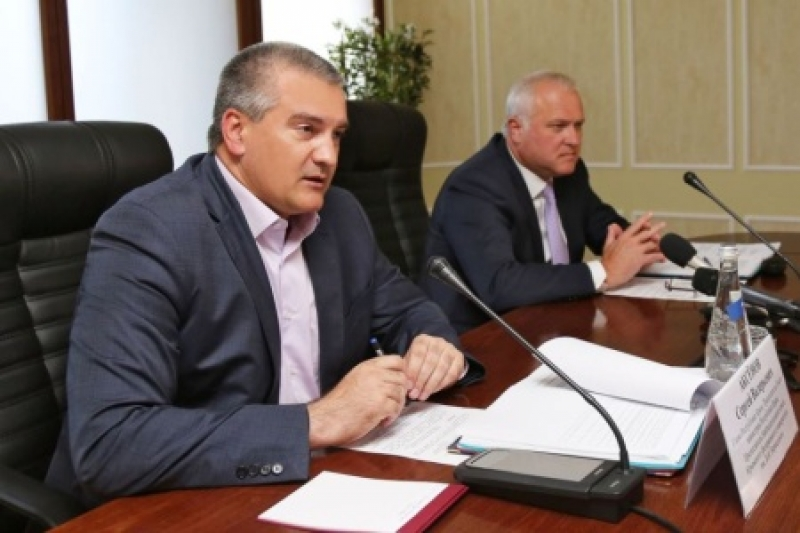Аксенов: «Я уволю ректора Крымского университета!» Ректор: «Да пошел он…»