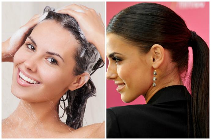 Редко мыть голову и выглядеть круто: советы стилиста