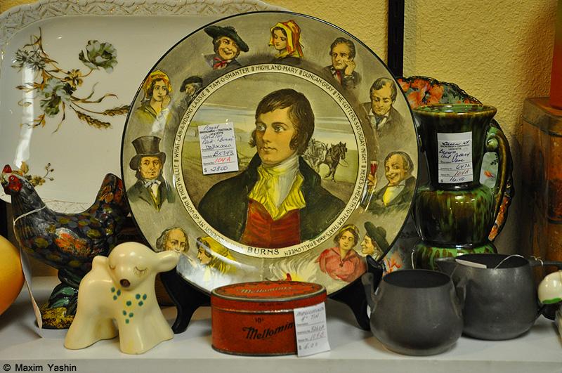 Antiques shops 10 Антикварные магазины в США