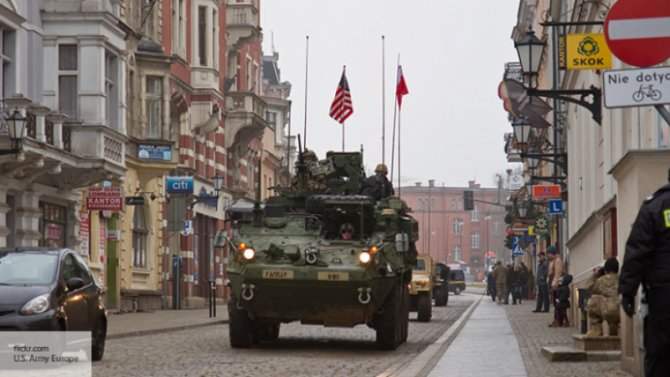 США залезли в Прибалтику, где намерены разместить системы «Пэтриот»