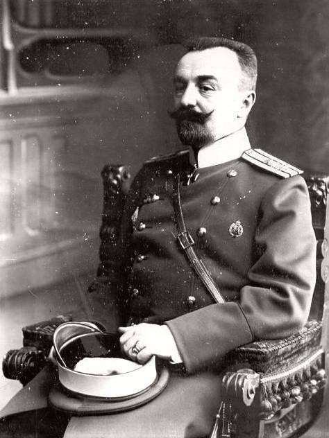 Алексей Бутовский. Генерал спорта