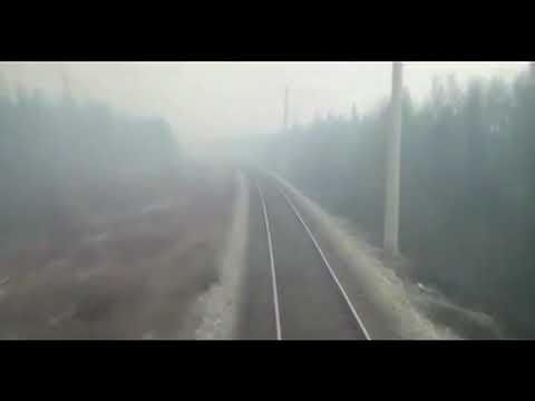 """""""Этот поезд в огне и нам не на что больше жать..."""""""