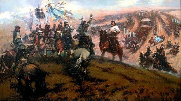 Суд над Фатимой-хатун (1246): обвинение, следствие, приговор и наказание (к истории судебного процесса в Монгольской империи)