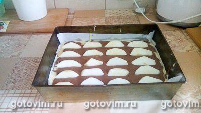 Яблочный пирог «Волны Дуная», Шаг 06