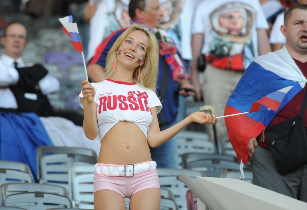 Мнение блогера: Российские женщины - товар на экспорт