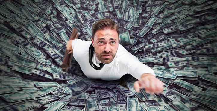 США загоняют в долговую яму коррупционеры в Пентагоне