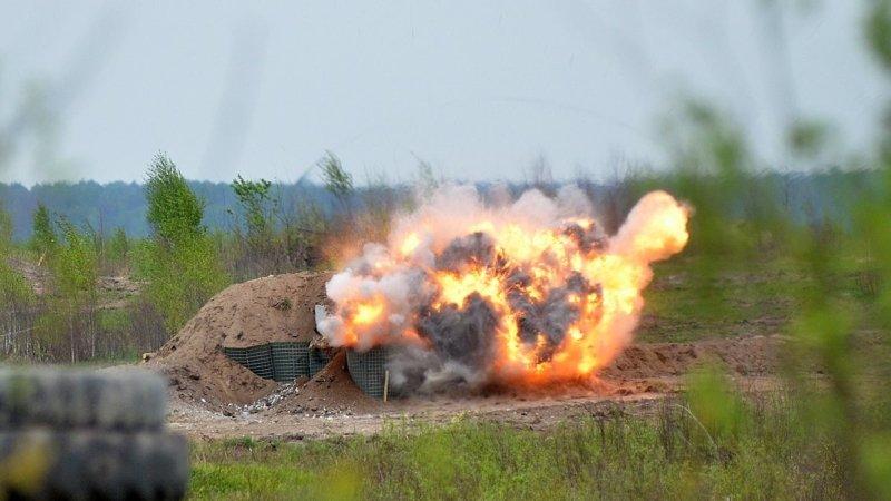 ЛНР: ВСУ выпустили по республике 64 боеприпаса
