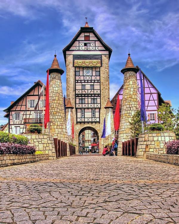 terraoko 20141217320 3 Кольмар   самый очаровательный город во Франции.