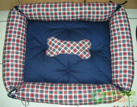 0楼:4_宠物床墊DIY~双面可用 反面