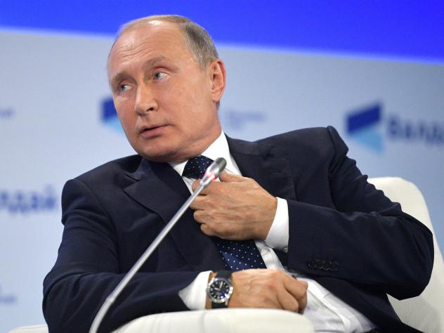 Путин: страх — ненадежный способ управления, лучше убеждать и мотивировать