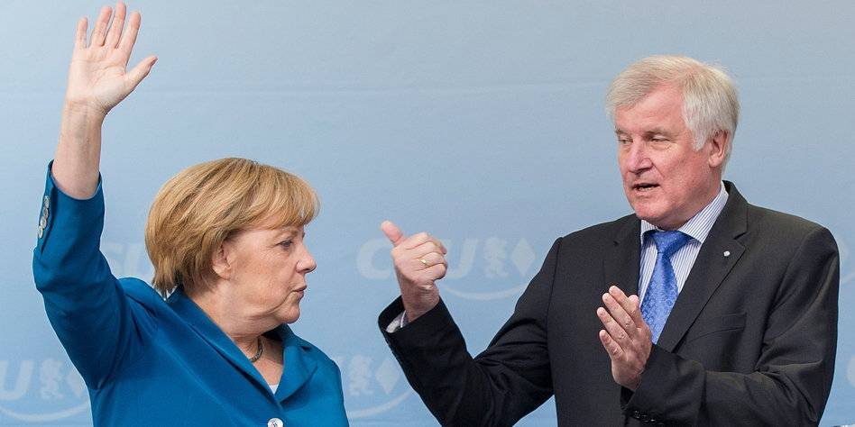 Германия между суверенитетом…