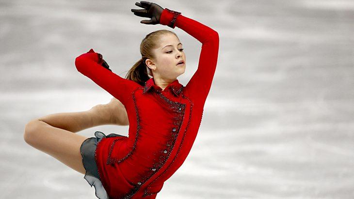Драматический финал олимпийской чемпионки