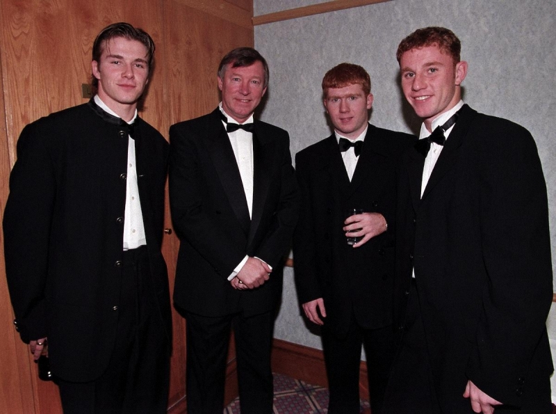 041 Алекс Фергюсон: Самый титулованный тренер Манчестер Юнайтед