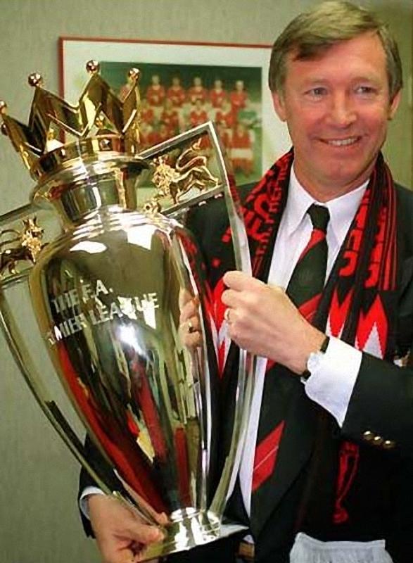 029 Алекс Фергюсон: Самый титулованный тренер Манчестер Юнайтед