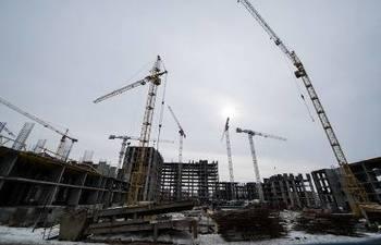 Свердловская область перевыполняет план по вводу жилья