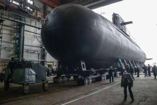 Sina.com: Россия создавала подлодки проекта 677 «Лада» тринадцать лет