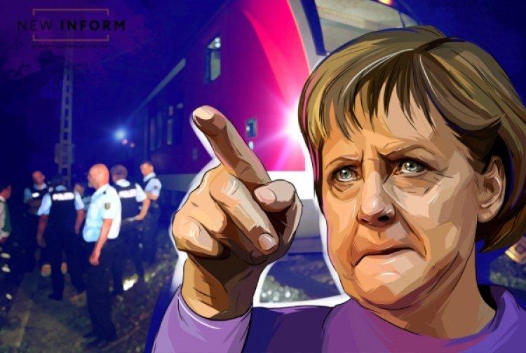 Нож Меркель в спину Порошенко: Это не АТО, а настоящая гражданская война