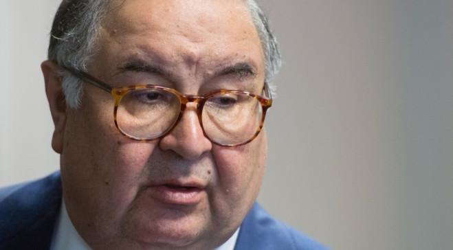 Усманов обратился к главе МОК Баху с призывом разрешить флаг и гимн РФ на Играх-2018