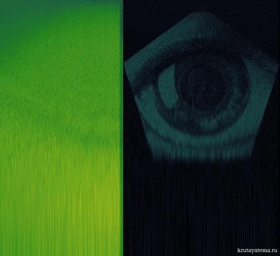 Скрытые изображения песен