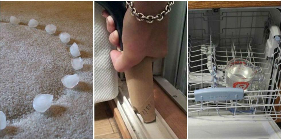 9 невероятных лайфхаков для уборки, которые не могли прийти вам в голову