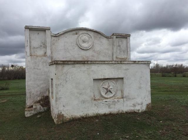 Останки высокоразвитой цивилизации на территории современной России.