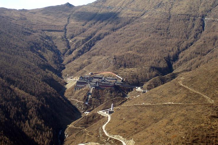 Утай-Шань (Mount Wutai)