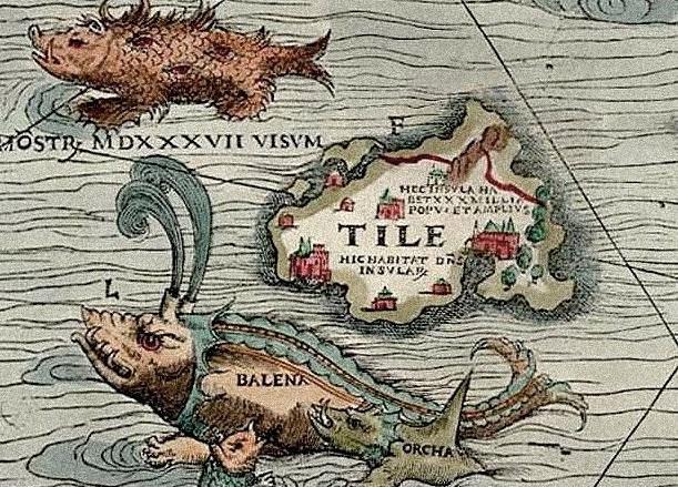 Куда исчез легендарный остров Туле