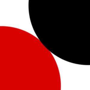 красный-+-черный