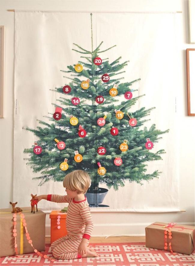 30 альтернатив новогодней елке, которые вряд ли оставят вас равнодушными