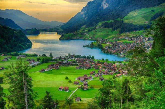 Венген Швейцария