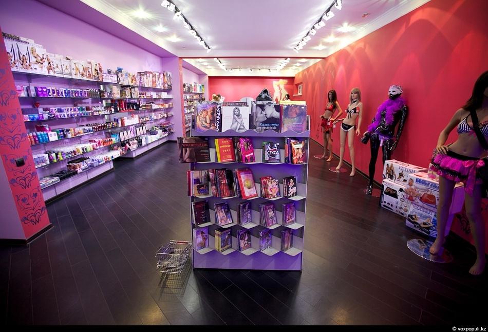 Секс-шоп: от алтаря разврата…