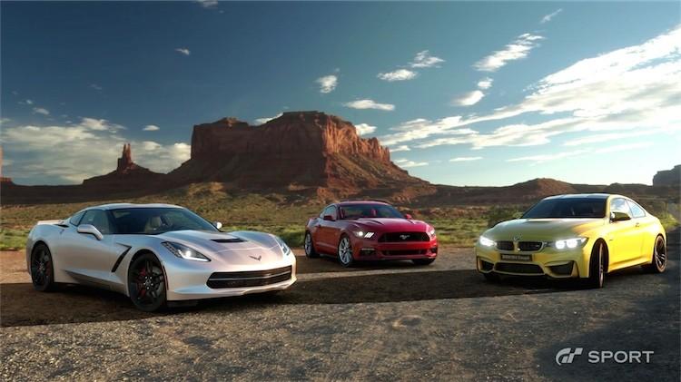 В разработке находится новая Gran Turismo