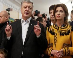 Силовики окружили имение Порошенко под Киевом