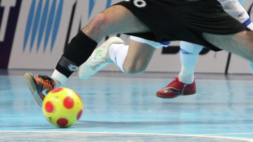Сборная России по мини-футболу уступила Бразилии в финале ЮОИ