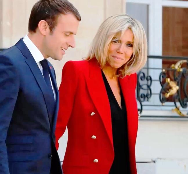 """""""Я не первая, не последняя и даже не леди. Я Брижит Макрон!"""" --15 откровений первой леди Франции"""