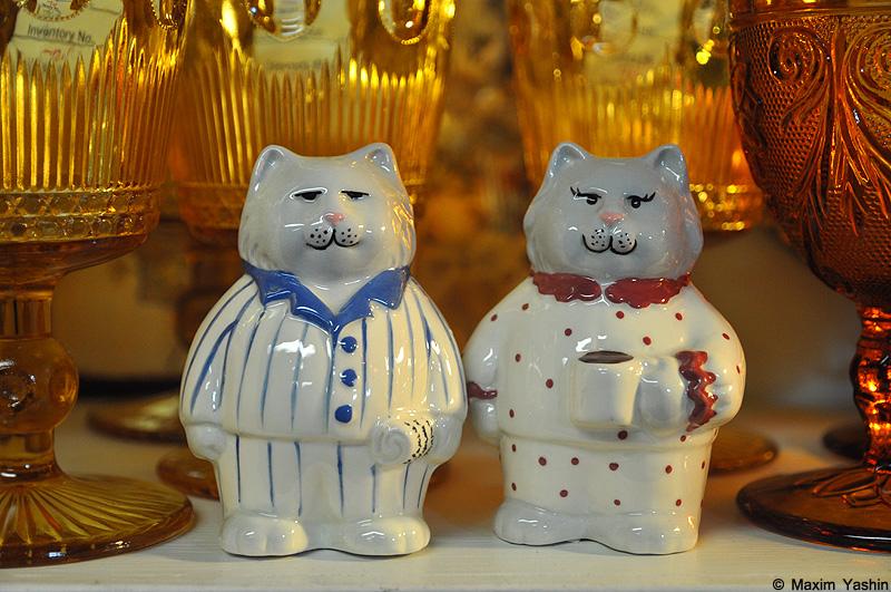 Antiques shops 21 Антикварные магазины в США