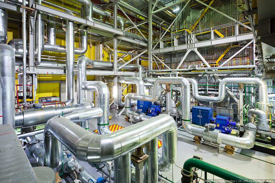 1471 Как украсть новейшую газотурбинную теплоэлектростанцию?