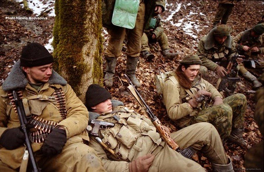 Самый чёрный день армейского спецназа