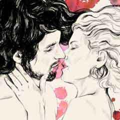 Разные знаки зодиака: кто как целуется