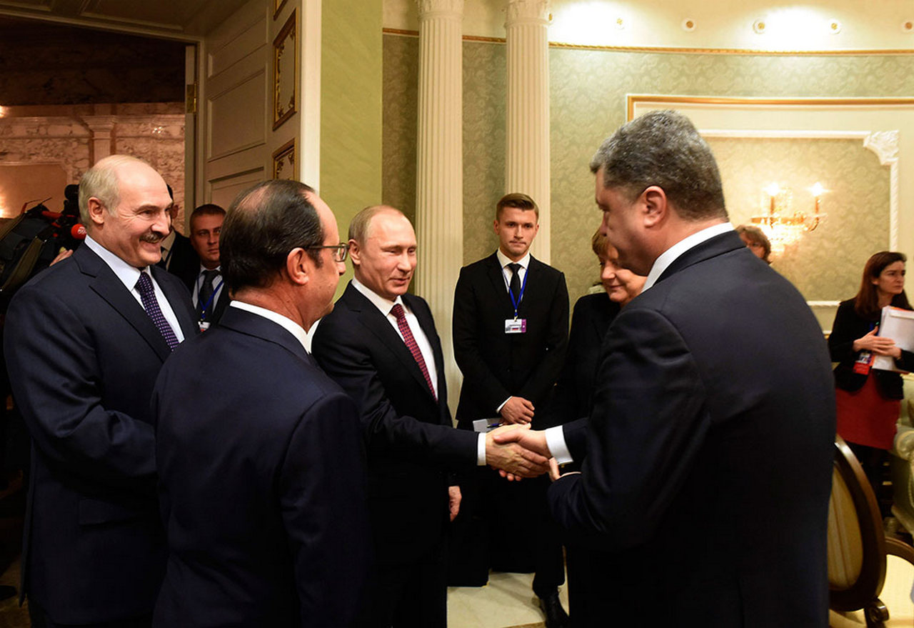 Минский тупик переговоров по Украине